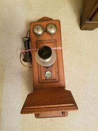 classic antique phone