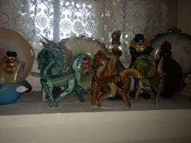 MURANO HORSES