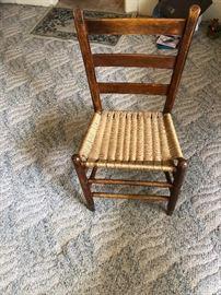 Vintage Ladder Back chair