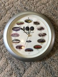 100th Anniversary Ford Clock
