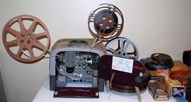 Bell & Howell Filmosound 16mm Film Projector