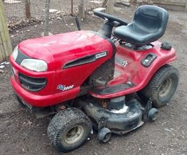 Craftsman DLT3000 Riding Lawn Mower