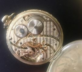 South Bend Watch C. Pocket Watch