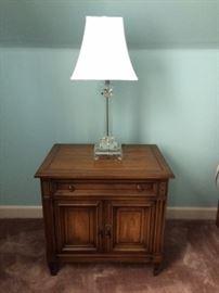 White Fine Furniture Co.  North Carolina, Mid Century modern end tables.