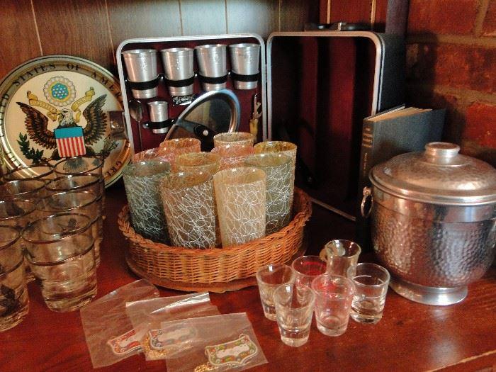 Vintage Bar Ware