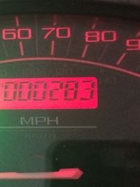 Yamaha Odometer