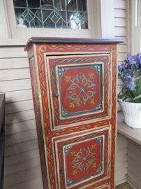 Gypsy cabinet