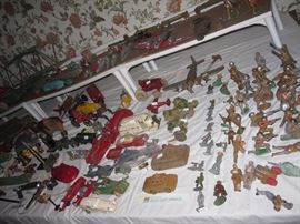post war toys