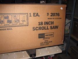 new scroll saw