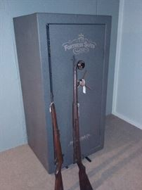 Fortress Safes, gun safe, military rifles
