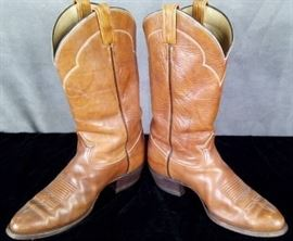 Tony Lama men's boot size 9.5d