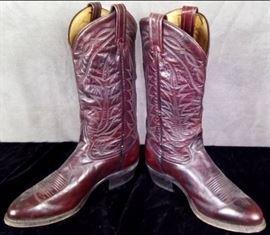 Tony Lama boots size 8 ee