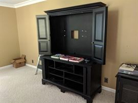 TV armoire but could be repurposed