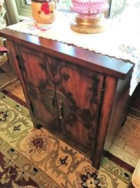 Asian Style Cabinet