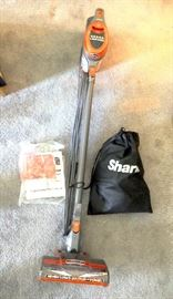 Shark Rocket Stick Vacuum Model HV301-40 With Original Book, Attachments And Extra Belt