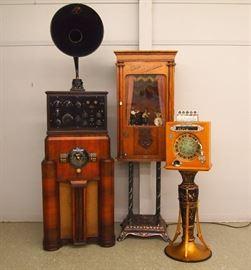 Slot, Automaton, Radios