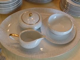 Mikasa Wilshire dish set for 12