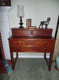 Spool Leg, Side Cabinet