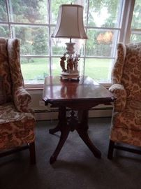 East Lake, Lamp Table