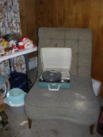Nice 50's side chair