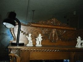 TOP OF THE SIDEBOARD