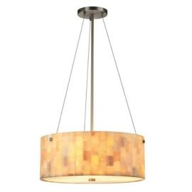 Philips Forecast Hudson 3 Light Pendant Satin Nick ...