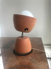 Wellfleet Pottery  lamp