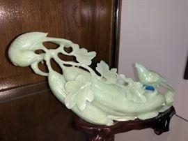 Beautiful Asian soapstone...
