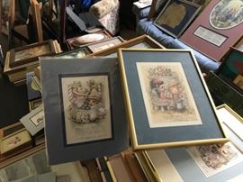 Pictures -Thomas Kinkade and lots of other artists