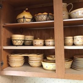 Tempation - bowls, plates, etc