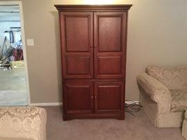 TV cabinet - closed