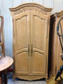 Henredon Armoire with Drawers