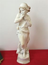Antonio Frilli made in Italy marble statue