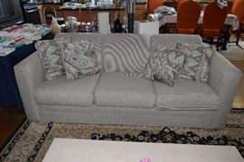 Sofa & Pillows
