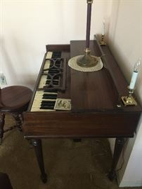 "Lester Piano Spinet""64 model"
