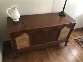 GE Stereo Console Phonograph