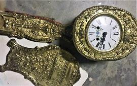 Louis Jaquine St. Ettienne Clock