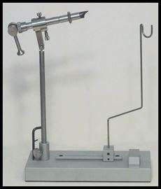 A. K. Best Fly Tying Vise. One of the finest in the world.