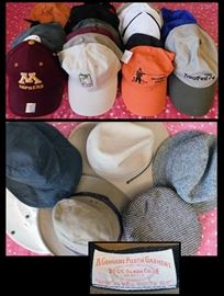 Hats and Caps including a Genuine Filson