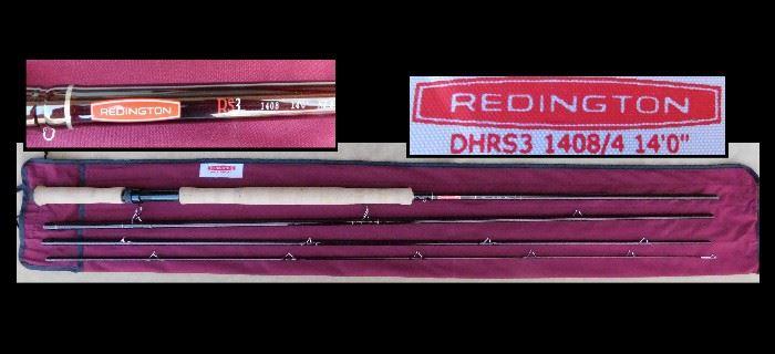 Redington fly rod.