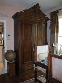 French armoire Spanish Chairs