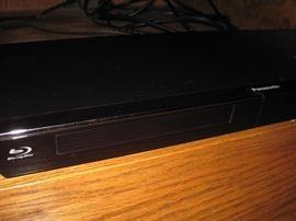Panasonic Blue Ray Disc Player.