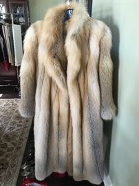 Neiman Marcus Full Length Mink Fur Coat