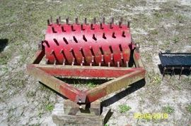 ***SOLD***Lawn Aerator