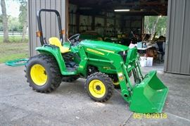 ***SOLD***2008 John Deere 3032E Tractor with 305 Loader