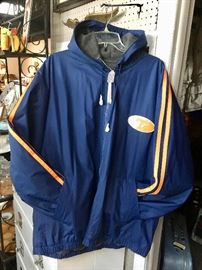 TN VOLS Brand NEW, never worn, fleece lined, rainproof jacket, Size 2XL