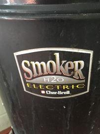 Char Broil Smoker