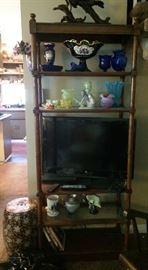 Bookcase, Fenton Glass, Lenox,