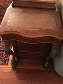 Leather Topped Writing Desk