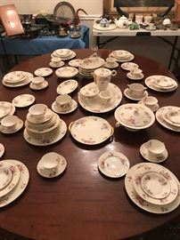 Large Collection of Theodore Haviland China